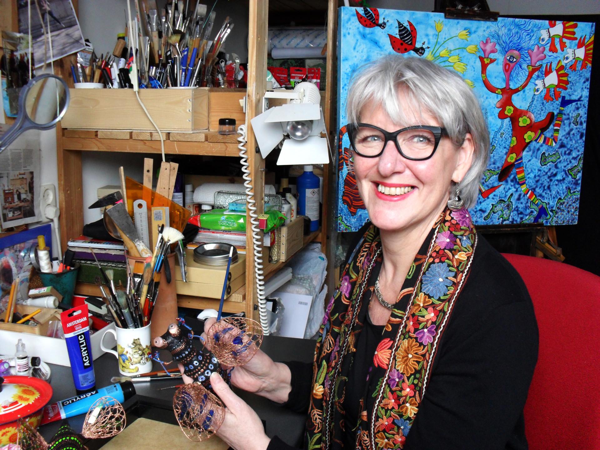 Carla van der Kooi website Over mij